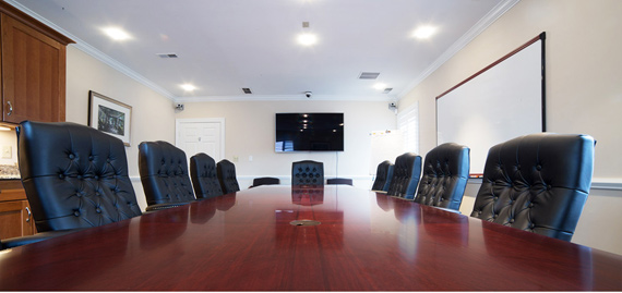 Respondent Room